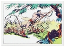 Image for  Tarzan 100th Anniversary Promo Card