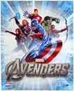 Image for  Stan Lee Autographed 8x10 Avengers Assemble Movie Photo