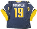 Image for  Tim Connolly Autographed Buffalo Sabres Blue Hockey Jersey