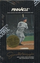 1993 Pinnacle Joe DiMaggio Hobby Set (Box) (DiMaggio Auto) - 4 of 5