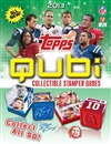 2013 Topps Qubi Football Box