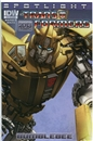 Image for  IDW Transformers Spotlight Bumblebee 2013 Wondercon Exclusive