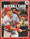 2015 Beckett Baseball Yearly Price Guide (37th Edition) (Mike Trout)