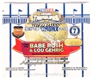 2013 TriStar Hidden Treasures Bronx Edition Series 7 Baseball Hobby Box
