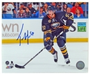 Image for  Tyler Myers Autographed Buffalo Sabres Hockey 8x10 Photo