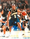 Image for  Vonteego Cummings Autographed University of Pittsburgh 8x10 Photo