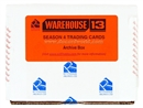 Warehouse 13 Season Four Premium Pack Archives Box (2013 Rittenhouse)