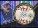2014 Topps Tribute Tribute Milestones Relics Autographs #TMARWM Wil Myers 1/1