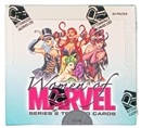 Women of Marvel: Series 2 Trading Cards Box (Rittenhouse 2013)