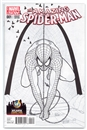 Image for  Amazing Spider-Man #1 Wizard World Atlanta Sketch Exclusive Variant