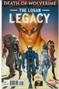 Image for  Death of Wolverine The Logan Legacy #1 Wizard World Columbus Exclusive