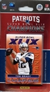 2015 Panini New England Patriots Super Bowl XLIX Champions Set
