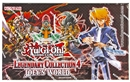 Image for  4x Konami Yu-Gi-Oh Legendary Collection 4: Joey's World Box