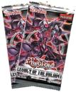 Image for  2x Konami Yu-Gi-Oh Legacy of the Valiant Unlimited Booster Pack