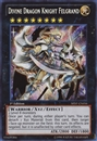 Yu-Gi-Oh Shadow Specters 1st Ed. Single Divine Dragon Knight Felgrand Secret Rare