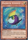 Yu-Gi-Oh Legacy of the Valiant 1st Edition Single Rainbow Kuriboh Secret Rare
