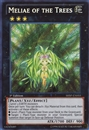 Yu-Gi-Oh Shadow Specters Single Meliae of the Trees Secret Rare - NEAR MINT (NM)