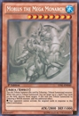 Yu-Gi-Oh Legacy of the Valiant Single Mobius the Mega Monarch Ghost Rare - NEAR MINT