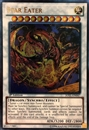 Yu-Gi-Oh Judgment of Light 1st Ed. Single Star Eater Ultimate Rare - NEAR MINT (NM)