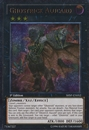 Yu-Gi-Oh Shadow Specters 1st Ed. Single Ghostrick Alucard Ultimate Rare - NEAR MINT (NM)