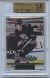 2005/06 Fleer Ultra #252 Alexander Ovechkin Rookie Card BGS 9.5 Gem Mint