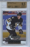 2005/06 Fleer Ultra #251 Sidney Crosby Rookie Card RC SSP BGS 9.5 Gem Mint