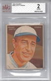 "1933 Goudey Baseball #232 Frank ""Lefty"" O'Doul BVG 2 (GOOD) *7520"