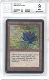 Magic the Gathering Alpha Single Black Lotus BGS 9 -  *0007650961*  EXTREMELY RARE