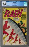 Flash #109 CGC 9.0 (OW) *0045175004*