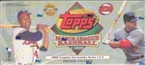 2000 Topps Baseball HTA Factory Set (Box) (White)