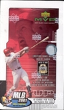 2000 Upper Deck MVP Baseball Hobby Box