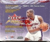 2000/01 Fleer Focus Basketball Hobby Box
