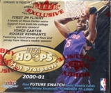 2000/01 Hoops Hot Prospects Basketball Hobby Box