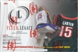2000/01 Fleer Legacy Basketball Hobby Box