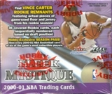 2000/01 Fleer Mystique Basketball Hobby Box