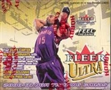 2000/01 Fleer Ultra Basketball Hobby Box