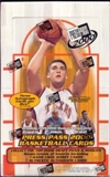 2000/01 Press Pass Basketball Hobby Box