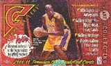2000/01 Topps Gallery Basketball Hobby Box