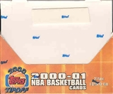 2000/01 Topps Tip-Off Basketball Hobby Box