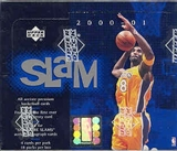 2000/01 Upper Deck Slam Basketball Hobby Box
