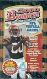 2000 Bowman Football Hobby Box