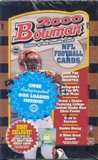 2000 Bowman Football Jumbo Box