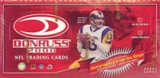 2000 Donruss Football Hobby Box