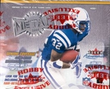 2000 Fleer Skybox Metal Football Hobby Box