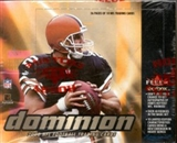 2000 Skybox Dominion Football Hobby Box