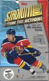2000/01 Topps Stadium Club Hockey Hobby Box