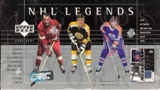 2000/01 Upper Deck Legends Hockey Hobby Box