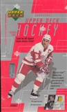 2000/01 Upper Deck Series 2 Hockey Canadian Hobby Box