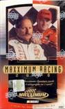 2000 Upper Deck Maxximum Racing Hobby Box