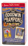 2012 Upper Deck Goodwin Champions 12-Pack Box (Lot of 20)
